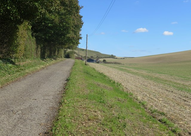 New Barn Lane, Shorwell