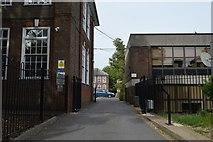 SU8794 : Royal Grammar School, Wycombe by N Chadwick