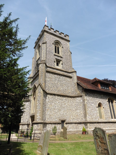 Walton on the Hill, Surrey, St Peter