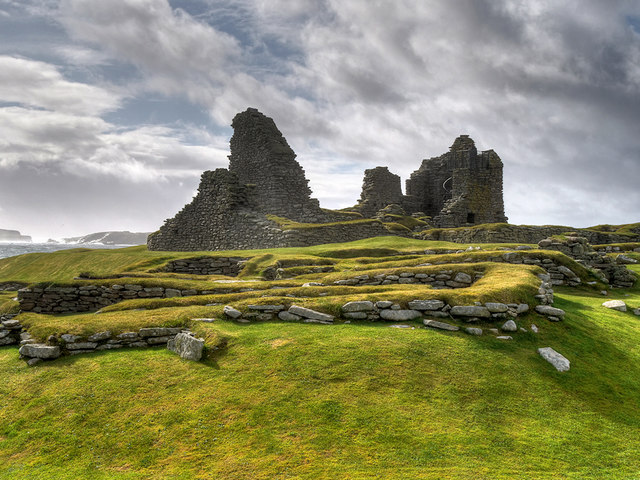The Old House of Sumburgh
