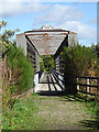 NJ1636 : Balnellan Viaduct by Anne Burgess