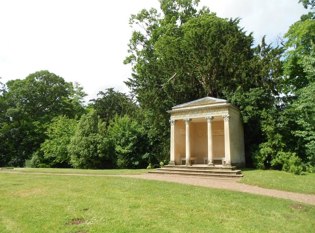 Croome Park: Island Temple