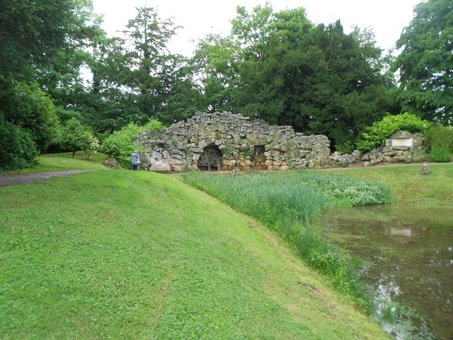 Croome Park: The Grotto