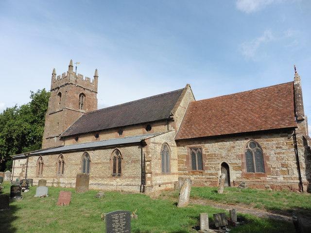 Stockton, Warwickshire, St Michael & All Angels