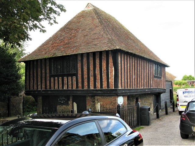 Town Hall, Fordwich