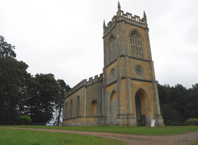 Croome D'Abitot: Church of St Mary Magdalen