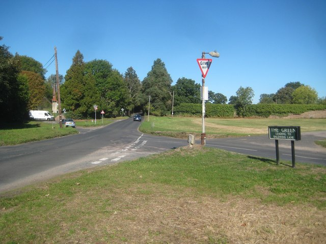 Croxley Green: The Green