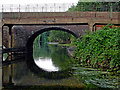 SK5907 : Thurcaston Road Bridge in Leicester by Roger  Kidd