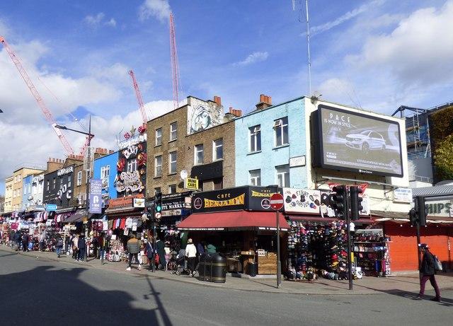 Camden Town: 226 - 250 Camden High Street