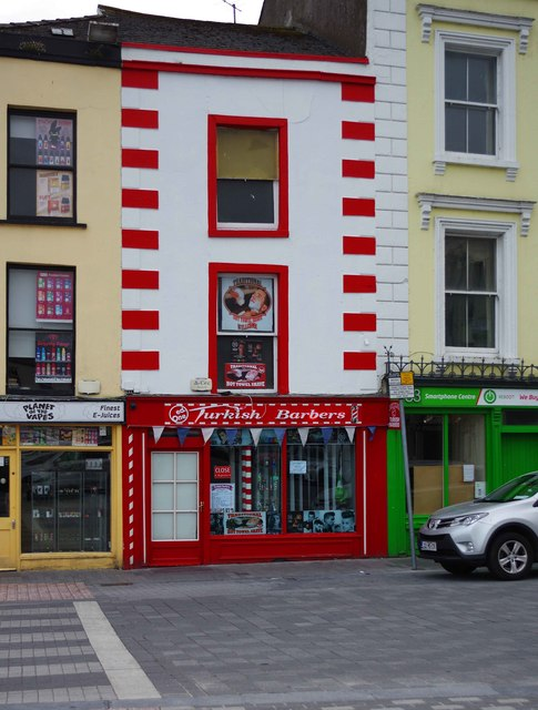 Turkish Barbers, 34 Gratton Square, Dungarvan, Co. Waterford
