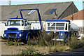 NZ3761 : Classic trucks, East Boldon by Graham Robson