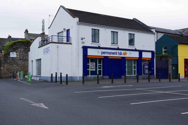 Permanent TSB, Davitt's Quay, Dungarvan, Co. Waterford