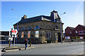 SE7423 : City & County on North Street, Goole by Ian S