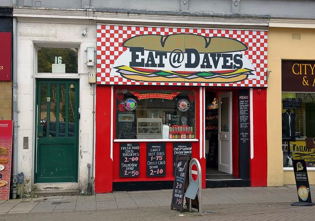 Eat at Daves