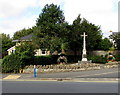 SO9419 : Leckhampton War Memorial, Cheltenham by Jaggery