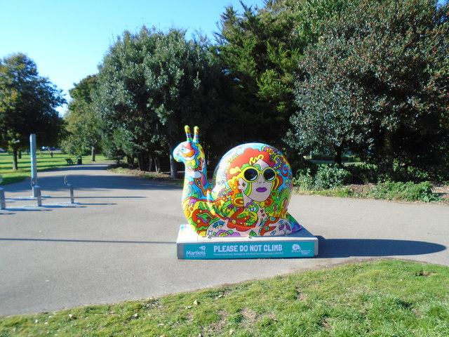 Snailspace #05 Hove Park