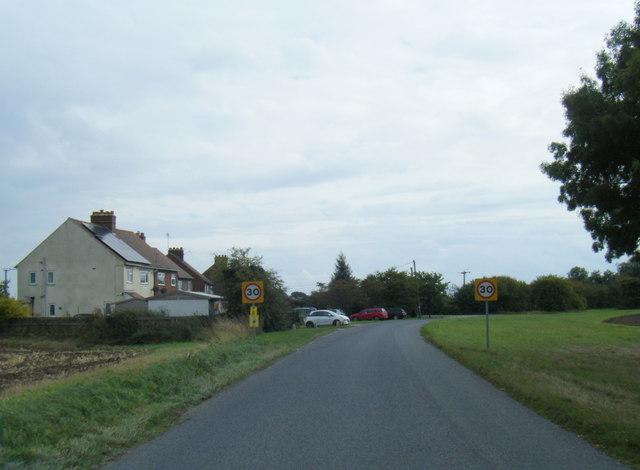 Brier Lane, Newland