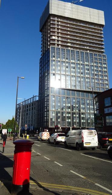 Swan Street (A665), Manchester