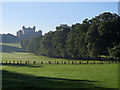 SK5239 : Early autumn in Wollaton Park by John Sutton