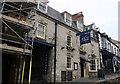 SE7984 : The White Swan Inn, Market Place, Pickering by Jo Turner