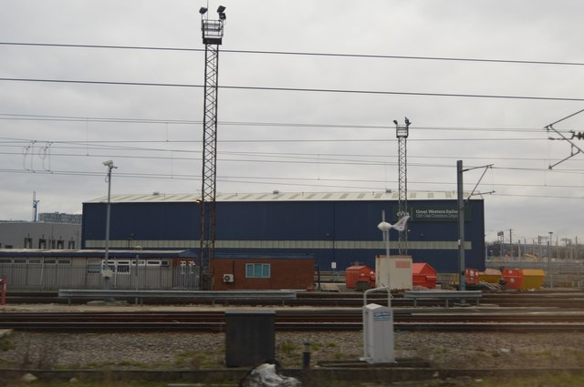 GWR, Old Oak Common