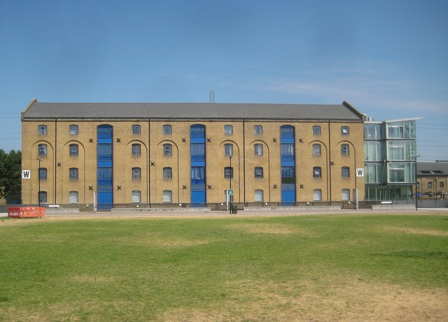 Royal Victoria Dock: Warehouse W