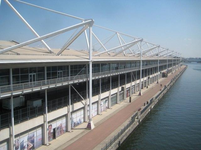 Royal Victoria Dock: ExCel London