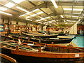 HP6312 : Unst Boat Haven, Haroldswick by David Dixon