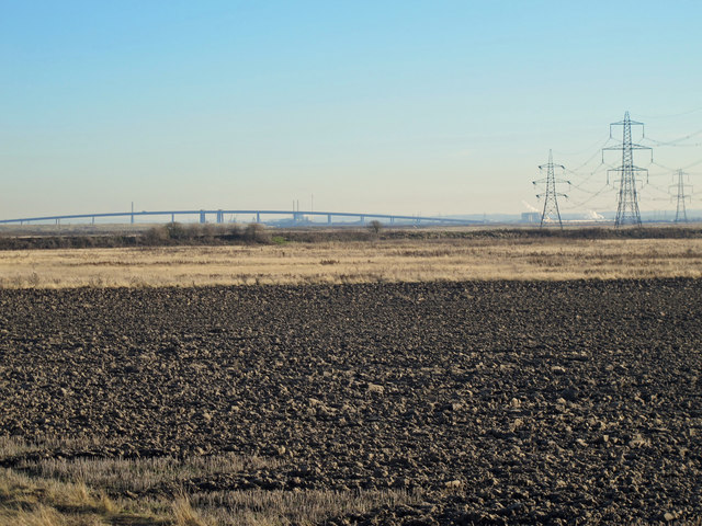 The northern part of Chetney Marshes (2)