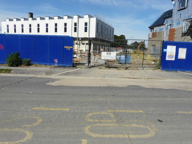 South Kent College, Jemmett Road
