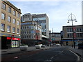 SE1633 : Broadway, Bradford by Stephen Armstrong