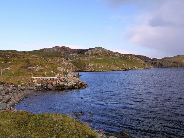 Mavis Grind, The North Sea