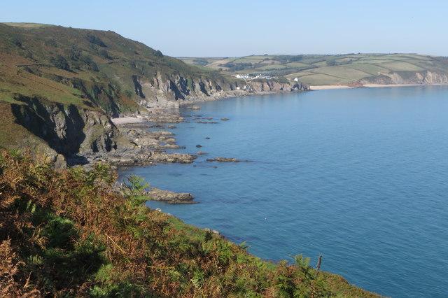 Start Bay shoreline