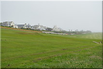 SX6642 : Thurlestone across the golf course by N Chadwick