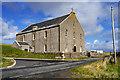 HU2877 : Hillswick Church by David Dixon