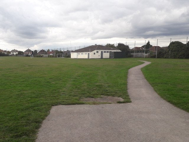 Northbourne: Kinson Manor Playing Field