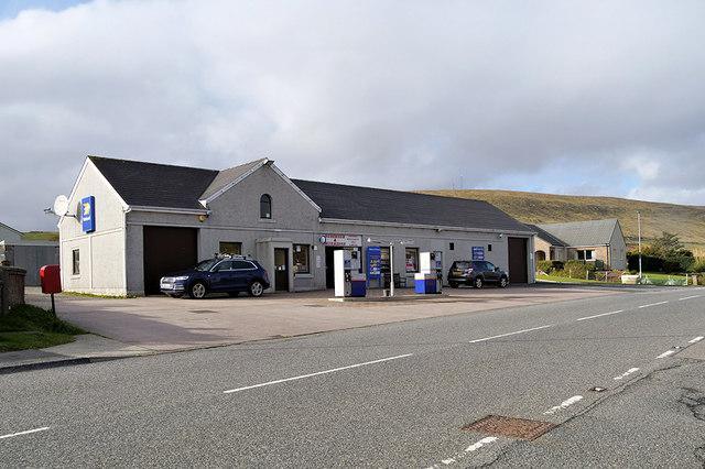 Garage/Shop/Post Office at Kalliness