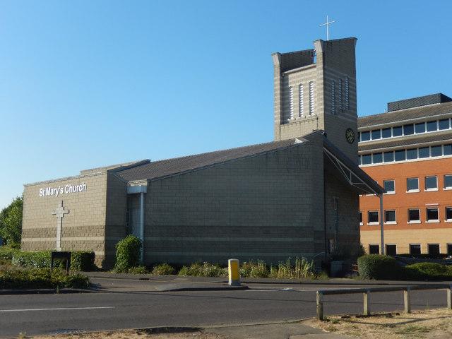 St Mary's Church, Peterborough