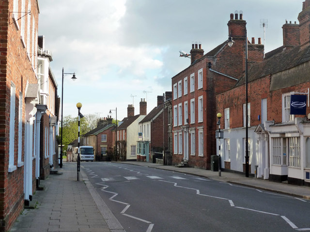 South Street, Rochford