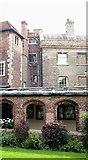 TL4458 : Queens' College, Cambridge. by David Hallam-Jones