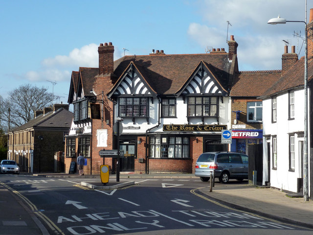 The Rose & Crown, Rochford