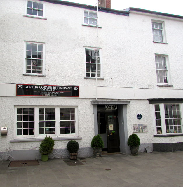 Gurkha Corner Restaurant in Abergavenny