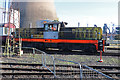 SE9110 : Appleby Frodingham Steelworks - locomotive by Chris Allen