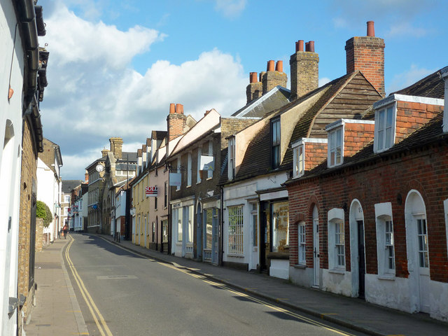 West Street, Rochford