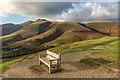 NY2724 : Seat on Latrigg by Ian Capper