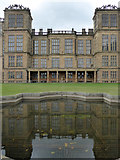 SK4663 : Reflecting on Hardwick Hall by Chris Allen