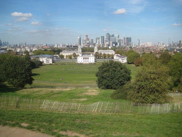 Greenwich: Greenwich Park