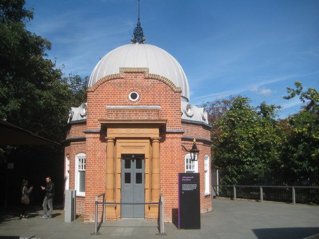 Greenwich: The Old Royal Observatory: The Altazimuth Pavilion