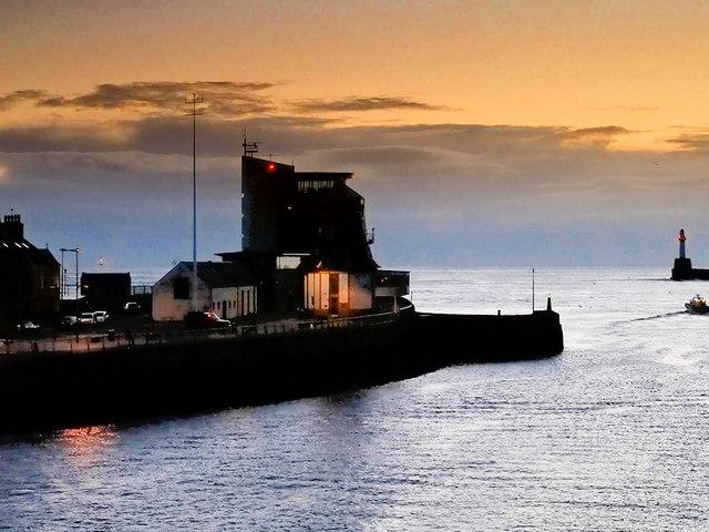 Aberdeen Harbour, Marine Operations Centre