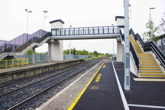 Broombridge Railway Station (2), Dublin
